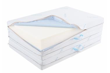 側地はファスナーを開けて取り外しが可能。ファスナーを閉めて洗濯ネットをご使用の上、ソフト洗いにてお洗濯いただけます。 ※タンブラー乾燥はお避け下さい。