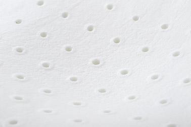 芯材:エリオセルMF®+エアホール(中央部)